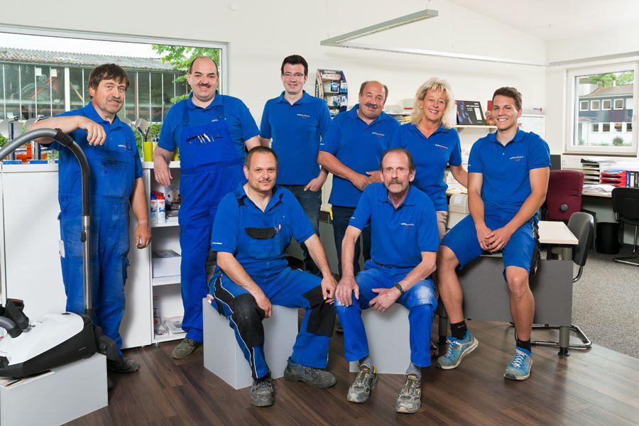 Das Späth-Haustechnik Team
