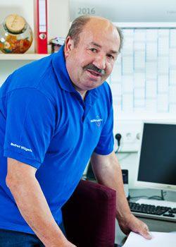 Manfred Wägerle - Inhaber seit 2002