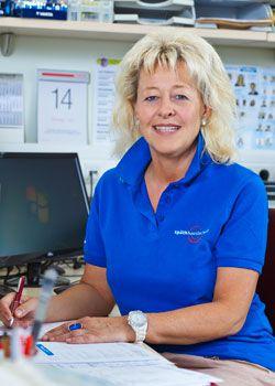 Susanne Gillmeister - Industriekauffrau